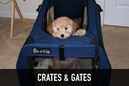 Crates & gates